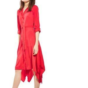 Top Shop Red Dress! ❤️